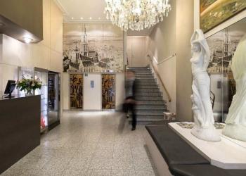 Century Hotel, Antwerp