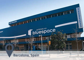 Bluespace Self-Storage Barcelona