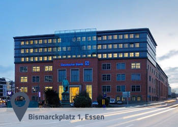 Bismarckplatz Essen, Office Building