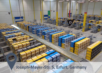Erfurt II Amazon Last Mile Distribution Center
